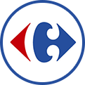 Logo of Carrefour